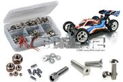 RCScrewz Xray XB8e 1:8th Buggy Stainless Steel Screw Kit