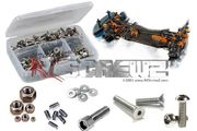 RcScrewz Xray T4 (2016) Stainless Screw Kit