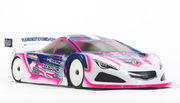 ZooRacing HellCat 1/10 TC 190mm Body - 0.7mm Regular