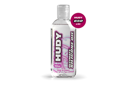 HUDY Ultimate Silicone Oil 100ml - 650 cst
