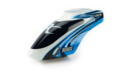 Blade Blue/White Option Canopy: 130 X