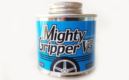 Mighty Gripper V3 Blue additive for low grip track