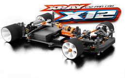 Xray X12 - 2018 1:12 Luxyrous Pan Car Kit - EU
