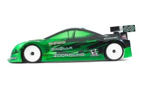 ZooRacing ZooZilla 1:10 Touring Car body - 190mm - 0.5mm LW