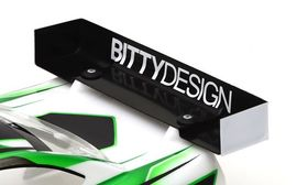 BittyDesign Rear Hard wing 1mm - Ultra Charge version [Universal]