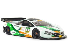 ZooRacing BAYBEE 1:10 Touring Car body - 190mm - 0.7mm Regular