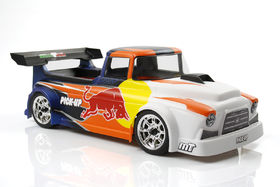 "Mon-Tech Racing 1:10 Pick-Up ""M"" 165mm Touring Car body - Maalaamaton"