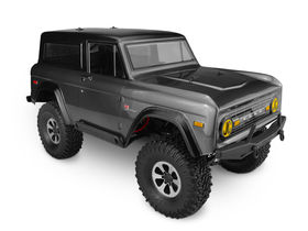 JConcepts 1974 Ford Bronco Scaler Crawler Body