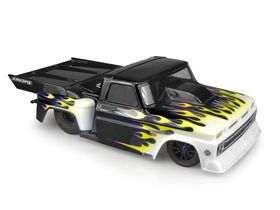 JConcepts 1966 Chevy C10 Step-side - Clear Body
