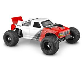 JConcepts 1993 Ford F-150 - Rustler Clear Body