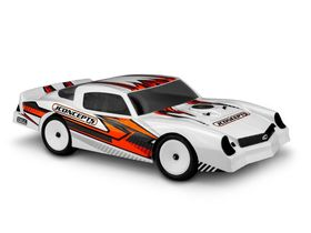 JConcepts 1978 Chevy Camaro - Street Stock - Clear Body