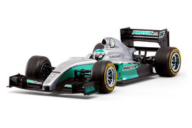 Protoform F1- Fifteen Bodyshell for F1