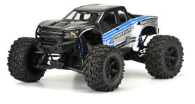 Pro-Line Pre-Cut 2017 Ford F-150 Raptor Clear Body - X-Maxx