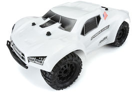Pro-Line Pre-Cut Monster Fusion Bash Armor Body (White)