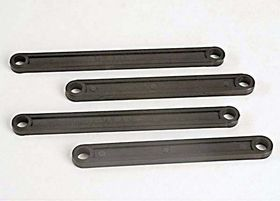 Traxxas Camber Link Front and Rear Black (4)