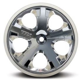 Traxxas Wheels All-Star 2.8inch - Chrome (2)
