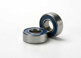 Traxxas Ball bearing 5x11x4 blue (2)