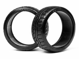 HPI Racing - Falken Azenis RT615 T-Drift Tyres - 26mm  - (2)