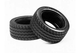 Tamiya M-Chassis 60D Radial Tires (1pr) TAM-50683