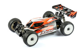 Xray XB8E - 2021 - 1:8 Luxyry  Electric Óff-Road Buggy KIT