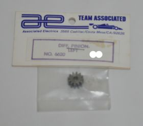 Team Associated Diff Pinion, Left For RC10