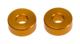 Team Durango Aluminum Spacer 8x3x2.8mm - Gold  (10pcs)