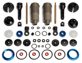 Team Associated RC8B3 Shock Kit - Front