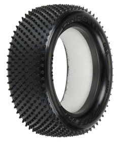 Pro-Line 2.2 Inch Pin Point Buggy Front Tires With Inserts - Z3 (2)