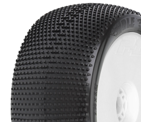 "Pro-Line Hole Shot 4.0"" S3 (Soft) Off-Road 1:8 Truck Tires Mounted (2)"