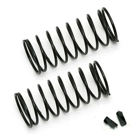 Team Associated 12mm Front Spring Black 3.00 lb (2)