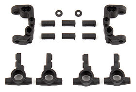 Associated B6.1 Caster and Steering Blocks