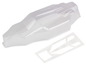 Associated B6.1 Lightweight Body (Clear)