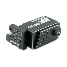 Bruno BC-T4WCV2 Low Profile Xray T4 Only (0.07s/11.0kg/6.0V) Brushless Servo V2