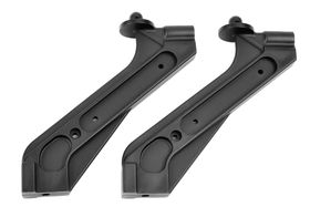 Team Corally - Shock Tower Brace - Body Mount - V2 - Rear - Composite (2)