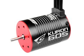 Electric Motor KURON 605 4-Pole 3500 KV Brushless 1/10