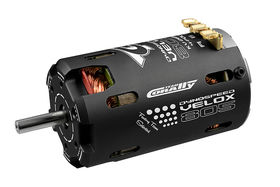 Team Corally Dynospeed VELOX 805 1/8 Sensored 4-Pole Competition Brushless Motor On-Road 1/8 1750 KV