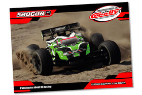 Team Corally Poster Shogun Horizontal 60x84cm