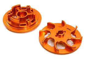 Integy Billet Machined Slipper Pressure Plate & Hub For 6S X-Maxx