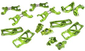 Integy - Billet Machined Suspension Kit for Traxxas Maxx 4x4