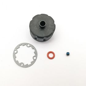 FTX DR8 Differential Case Set