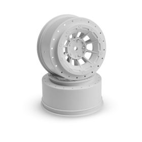 JConcepts Hazard - Slash Rear, Slash 4X4 F&R Wheel (2)