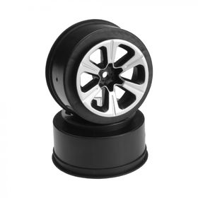 JConcepts Hustle - 2WD slash Front Wheel 12mm Hex (2)