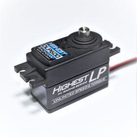 Highest DLP600 Digital Low Profile Servo - 8.1Kg 0.06S
