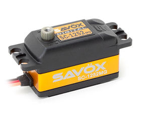 Savöx SC-1252MG 7kg/0.07 Low Profile Digital Servo