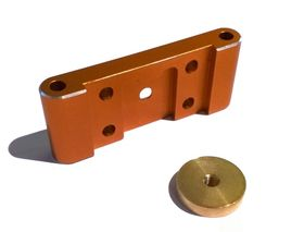 TeamC Front Arm Mount For TM2 - Orange
