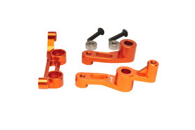 TeamC Aluminum Steering Set - 2WD