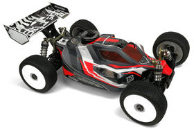 BittyDesign Vision Clear Body for Kyosho MP10 - Pre-Cut