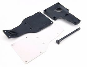 Arrma Aluminium Lower Plate 1:10