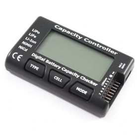 Etronix Battery Cellmeter Capacity Checker