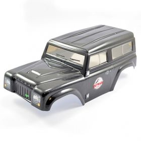 FTX Outback Painted Ranger Bodyshell - Grey